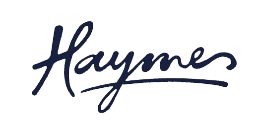 visit Haymes website